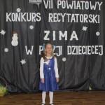 VII Powiatowy Konkurs Recytatorski 053