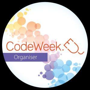 Logo CodeWeek organizator