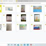klasa 3b stworzyła galerię prac i galerię zdjęć w prezentacji Google