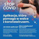 stop covid aplikacja która pomaga w walce z koronawirusem