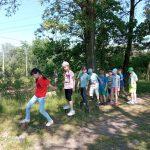 klasa 2d Wycieczka do Parku Piaskownia