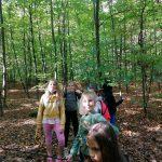 Las jest piękny! Jesteśmy szczęśliwe!